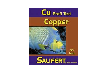 Salifert - Copper Profi-Test