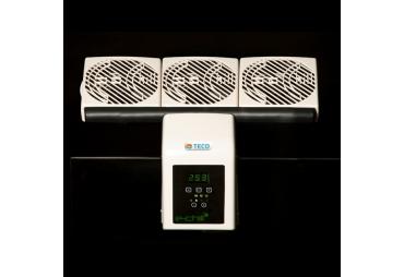 Výkonný akvarijní ventilátor TECO E-CHILL 3 pro úsporu energie