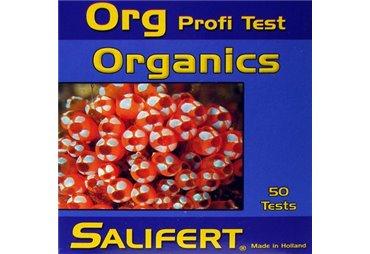 Salifert - Organics Profi Test