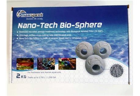 Nano Tech Bio sphere - keramické filtrační médium, 2kg (4.800m2)