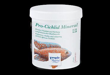 TROPIC MARIN® PRO-CICHLID MINERAL, 600 g