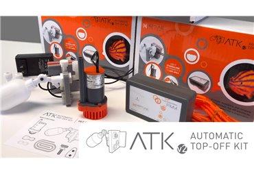ATKv2 - Automatic Top-Off kit GEN2 - sada automatického doplňování odparu