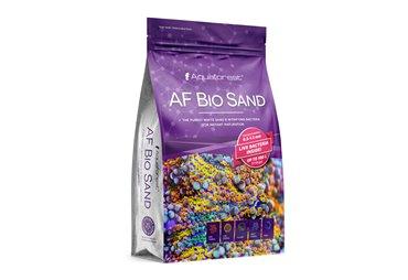 AF Bio Sand - bílý živý písek - 7,5kg