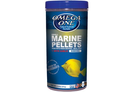 Garlic Marine pellets, sinking, 4mm, 567g