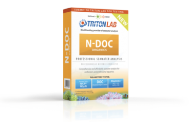 Professional Water analysis N-DOC ORGANICS