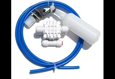 Automatické vypínání s plovákovým ventilem