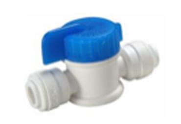 Kulový ventil plast 1/4 QUICK