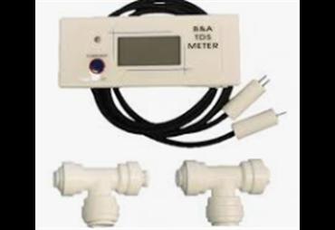 Dvojitý inline monitor - konduktometr