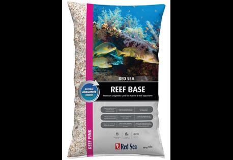 Reef Pink - suchý aragonitový písek (10kg)