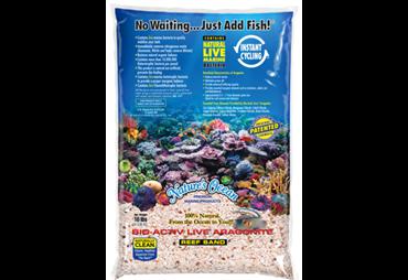 Písek živý - rifový substrát - 3,63kg