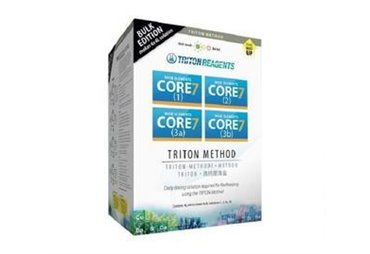 Triton 4x4l Core Bulk Edition set
