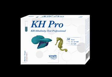 Profesionální testy TROPIC MARIN® KH/Alkalinita - mořská & sladká voda