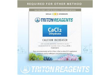 Ballingovy sole - chlorid vápenatý, TRITON kvalita, 4000g