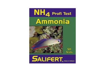 Salifert - Ammonia Profi-Test (NH3, NH4)