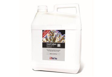 Red Sea Coral Colors, D (Trace) 5000 ml