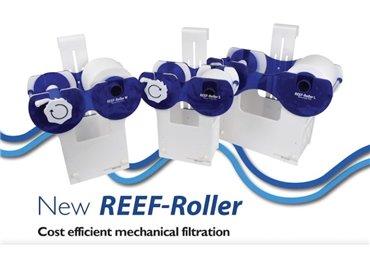 Manuální navíjecí filtr REEF-Roller S