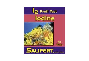 Salifert - Iodine Profi-Test