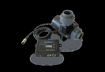 Čerpadlo 24V, regulovatelné DELTEC E-FLOW 24V 12, max.12000l/hod, 8,5m