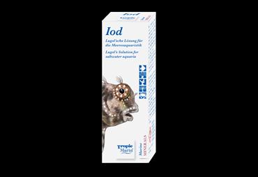 TROPIC MARIN® PRO-CORAL IODINE, doplňování jódu, 50 ml