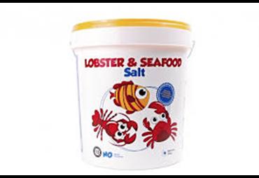 Mořská sůl pro humry a jiné korýše LOBSTER SALT 18kg - 600 litrů