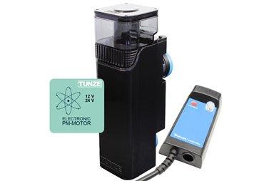 Odpěňovač Comline® 9004 DC pro akvária do objemu vody 300l s 'Turbelle® Controller
